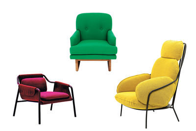 Editors' Essentials: Easy Chairs
