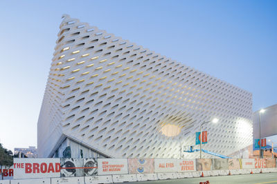 broad museum downtown los angeles