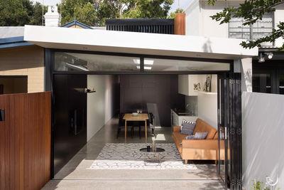 alexandria house ii backyard