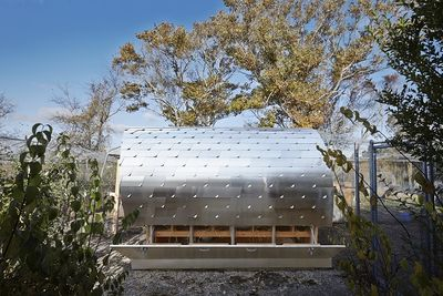 chicken coop by aro