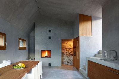 scaiano stone house interior 3