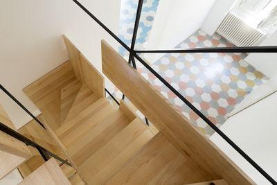 casa g siciliy staircase angular