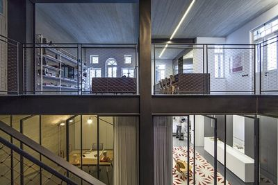 pilsou tel aviv apartment renovation angular