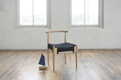 phloem studio harbor chair rope seat