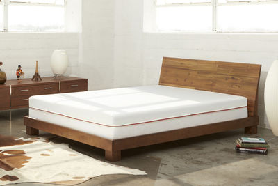 memory foam mattress with three layer technology