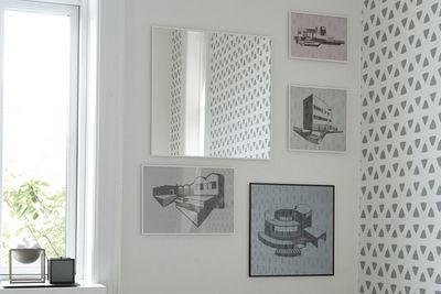 illustrate frames with kristina dam prints