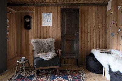 no half measures switzerland family getway renovation small space stubli ikea beanbags haeriloom rug