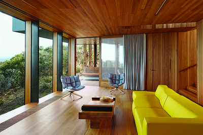 fairhaven beach house blackbutt eucalyptus living room
