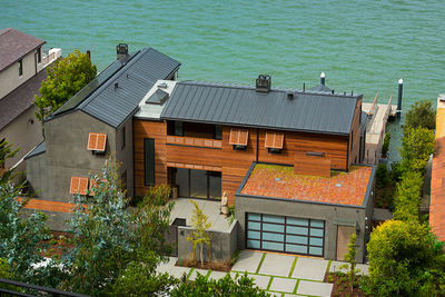 Waterfront home in Belvedere, California