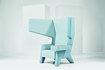 living prooff studio makkink and bey ear chair