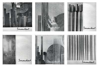 modern world harry bertoia sonambient album reissue metal sound sculpture