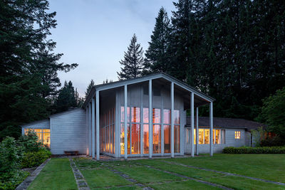 The Aubrey Watzek House in Portland designed by John Yeon