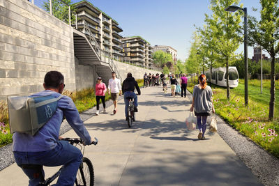 ryan gravel atlanta beltline park urban revitilization multiuse trails eastside trail