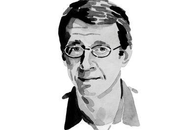Portrait of Lou Lenzi, GE corporate design lead.
