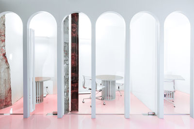 An office Crosby Studios designed for NGRS in Moscow