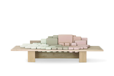 modern design young guns 2014 Benjamin Graindorge sofascape sofa