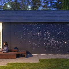 starry night light installation
