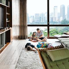 big reveal living room 3