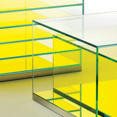 clearing the table coffee tables boxinbox philippe starck glas italia storage