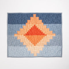 EQ3 Assembly quilt by Kenneth LaVallee