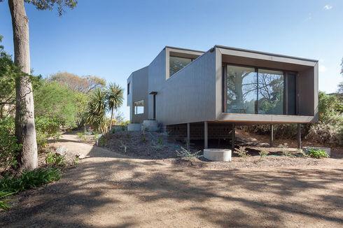 Beachside house in Australia