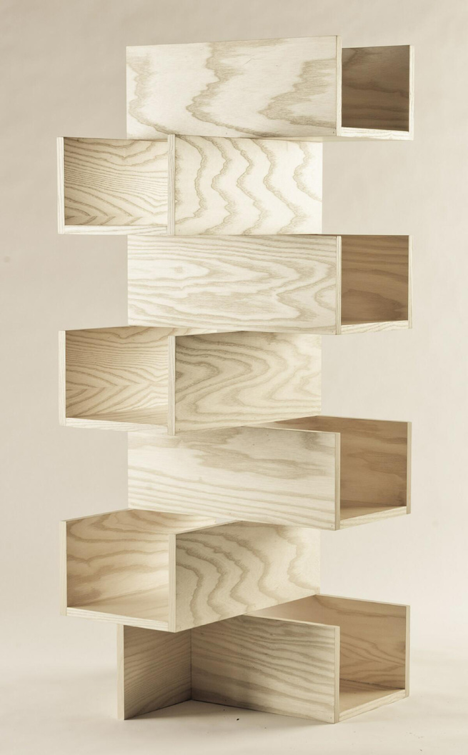 The Tori bookcase.