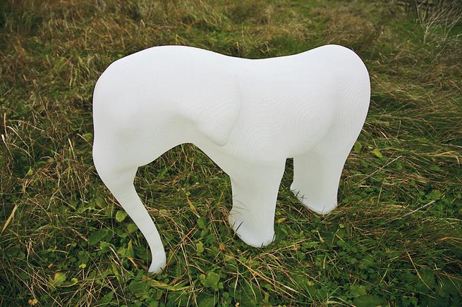 hutten polyethylene elephant