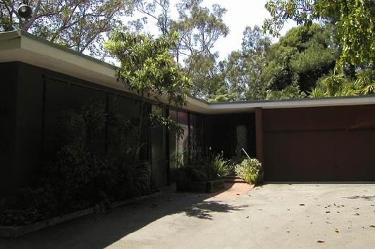 The Shulman House and Studio