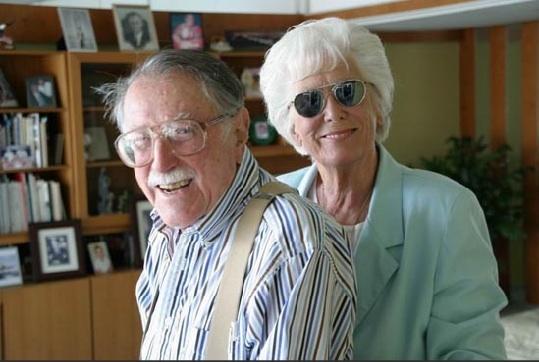 Shulman and Carlotta Stahl