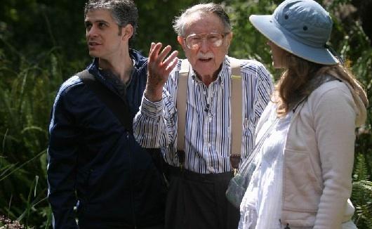 Director Eric Bricker, Shulman, producer Babette Zilch