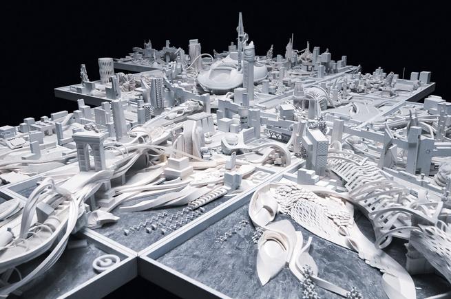 Urbaneering Brooklyn project Mitchell Joachim