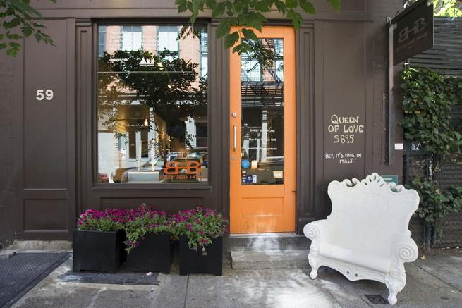 Bobby Berk home, New York, Design Milk