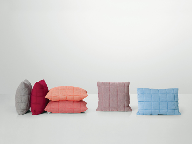 Soft Grid Cushions by Anderssen & Voll