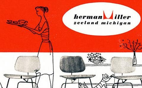 Herman Miller ad