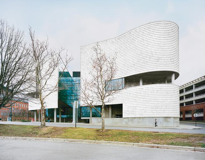 Austin E. Knowlton School of Architecture 's Knowlton Hall at The Ohio State University