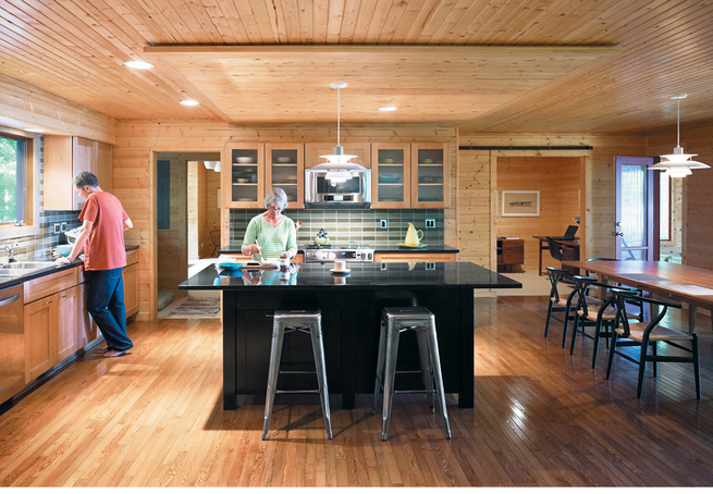 A Ranch House Kitchen Renovation | Dwell