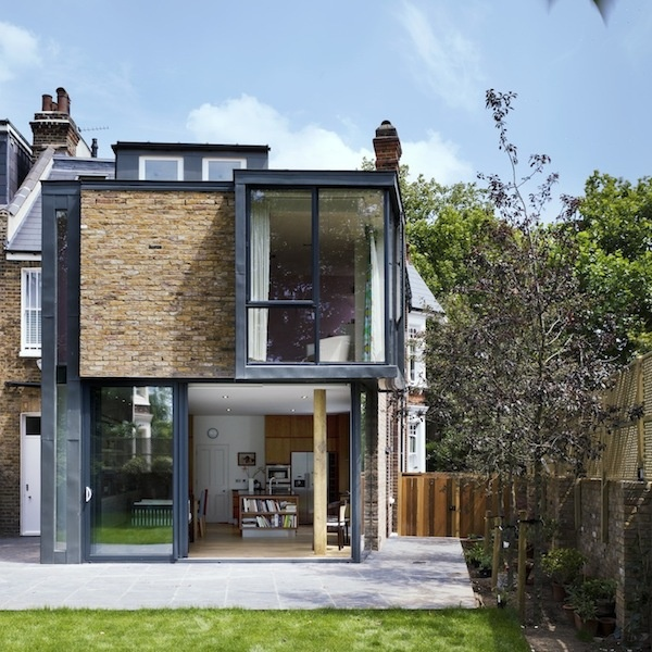 Modern Renovation of a Classic London Home