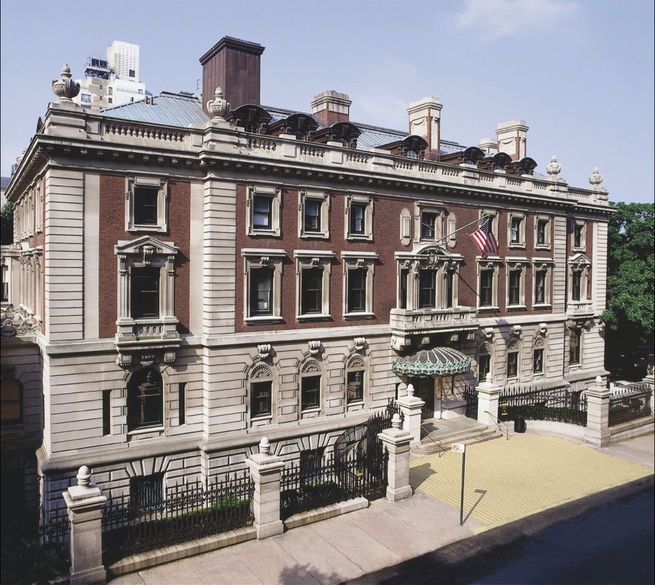 Cooper-Hewitt National Design Museum Renovation