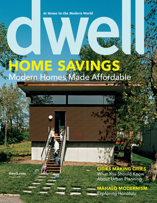 dwell cover 2008 october home savings