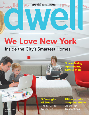 March 2011 cover We Love New York
