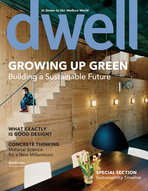 dwell cover 2008 july august growing up green