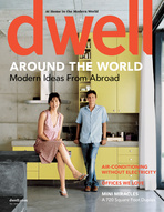 dwell cover 2008 may around the world