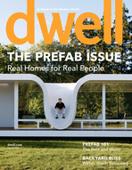 dwell cover 2009 february the prefab issue
