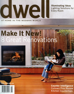 dwell cover 2004 january february make it new