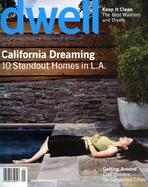 dwell cover 2004 september california dreaming
