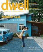 dwell cover 2007 march home at last