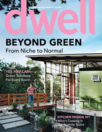 dwell cover 2009 may beyond green