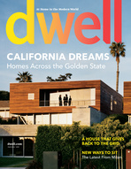 California Dreaming September 2008 Dwell Cover