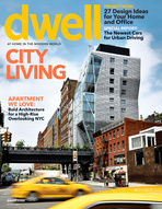 October 2013 issue Dwell Magazine