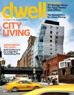 October 2013 issue Dwell Magazine